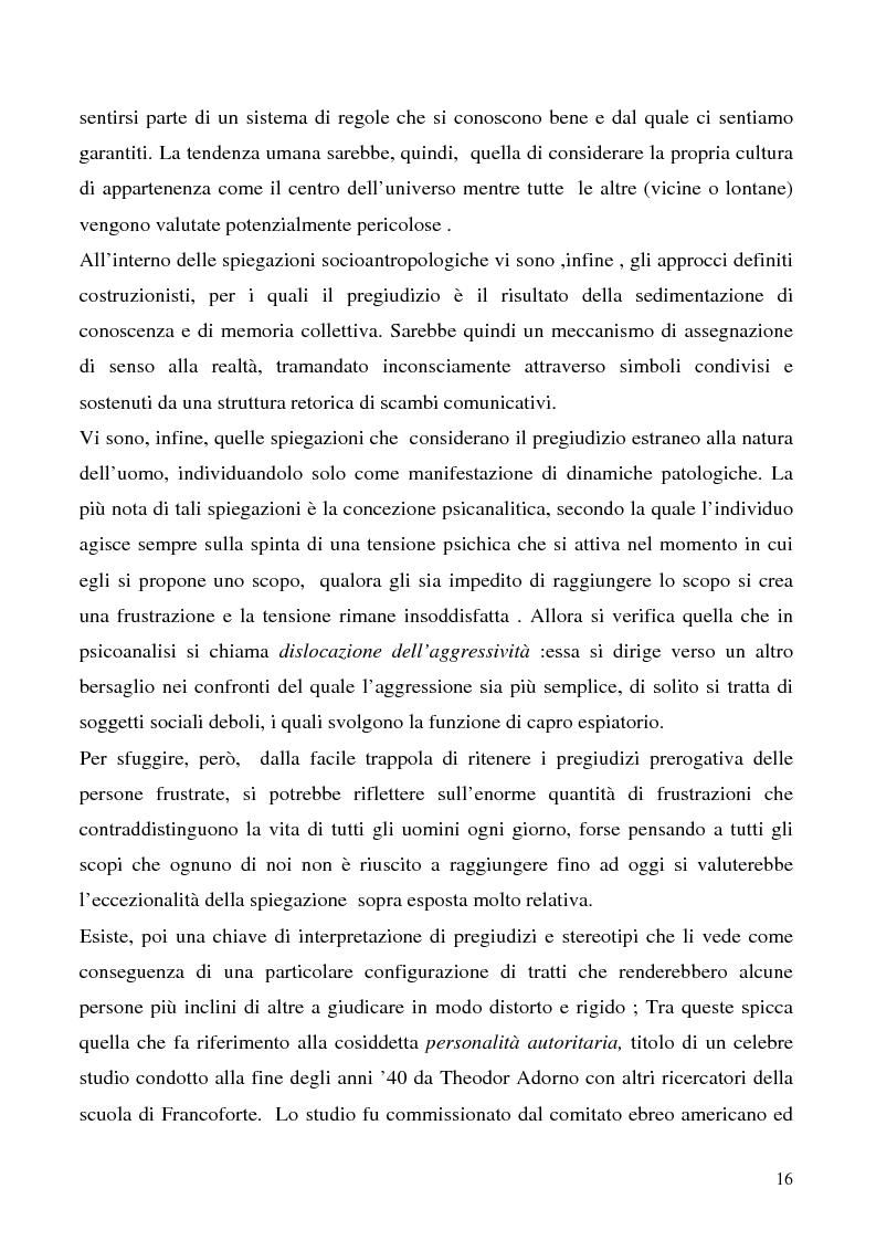 Anteprima della tesi: Tossicodipendenza e devianza; riflessioni sulla funzione riabilitativa del carcere, Pagina 11