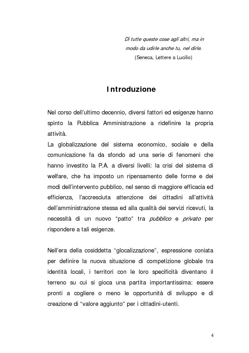 La comunicazione istituzionale: Identit� e rappresentazione del territorio. La promozione turistica del Comune di Napoli...