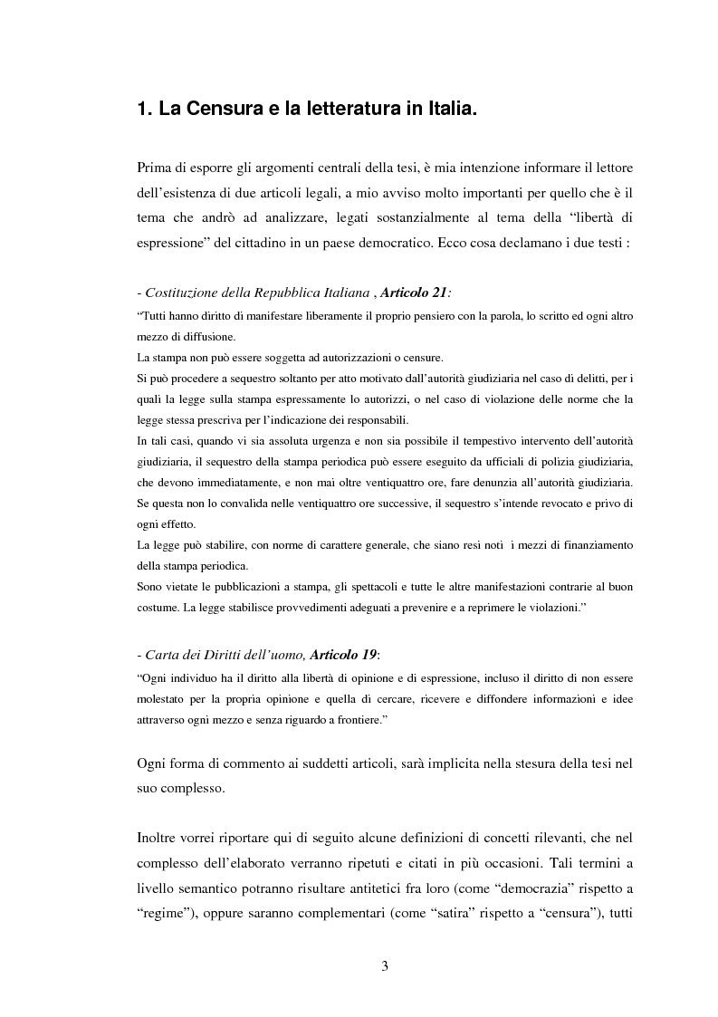 Anteprima della tesi: Il declino del ruolo della censura: il caso RaiOt, Pagina 3