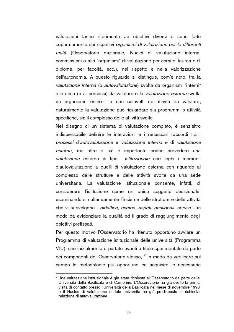 Anteprima della tesi: I modelli di lisrel per l'analisi della customer satisfaction nel settore universitario, Pagina 6