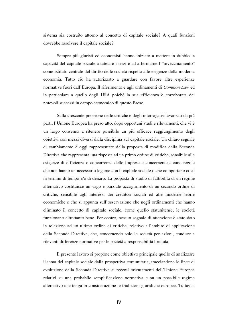 Anteprima della tesi: Orientamenti europei in tema di capitale sociale, Pagina 2