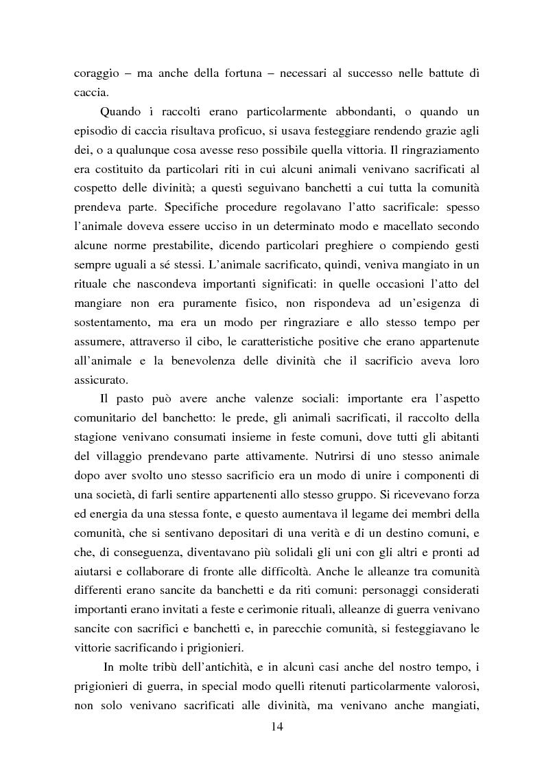 Anteprima della tesi: Dal cioccolato alla melanzana: il ruolo del cibo nelle letterature femminili ispanoamericana e indoinglese, Pagina 8