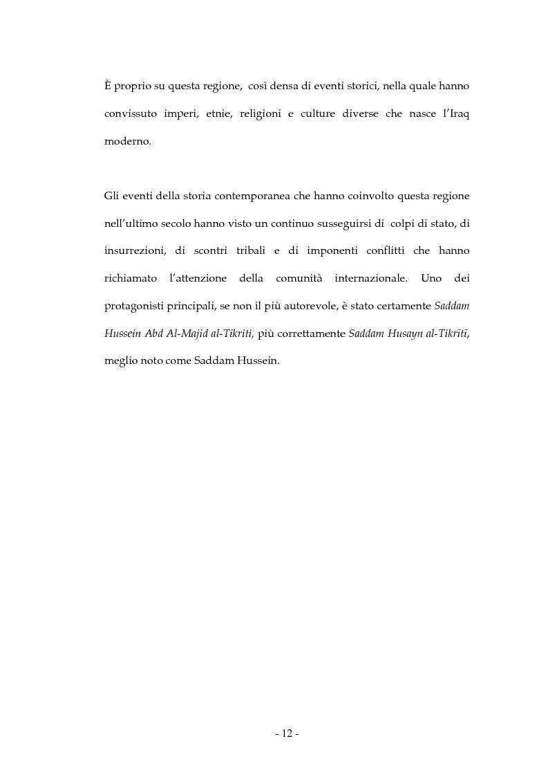 Anteprima della tesi: Iraq, quale democrazia?, Pagina 7