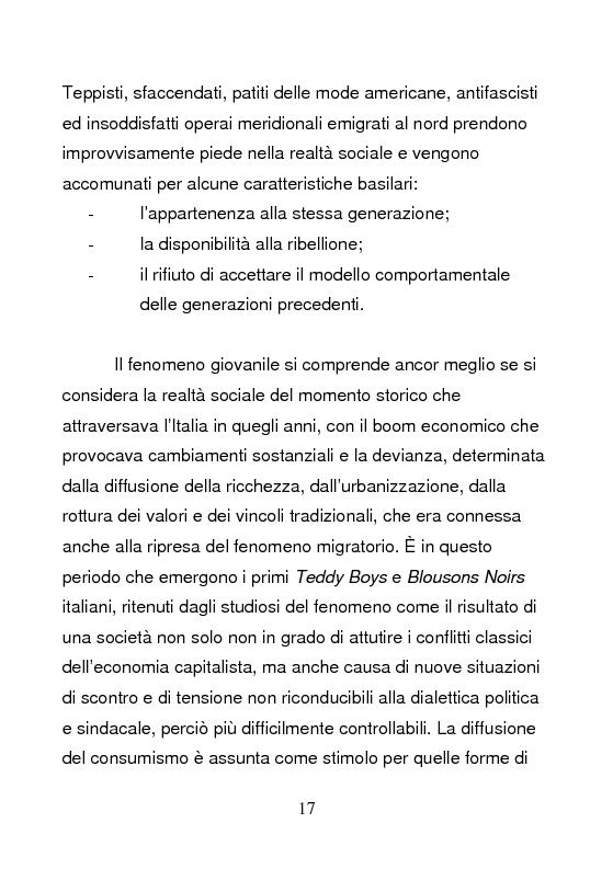 Anteprima della tesi: Underground & Commercial. Etnografia dei diversi volti dell'HipHop a Roma., Pagina 12