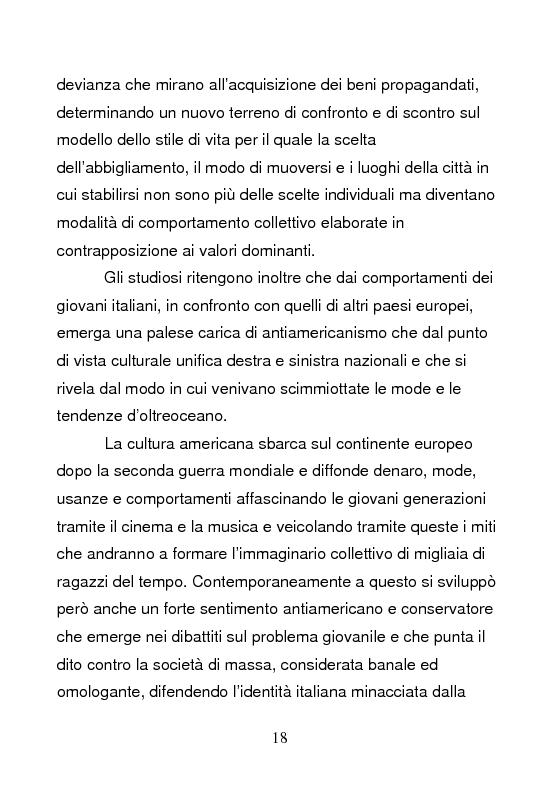 Anteprima della tesi: Underground & Commercial. Etnografia dei diversi volti dell'HipHop a Roma., Pagina 13