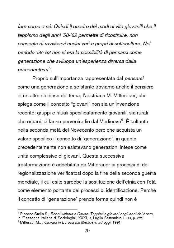 Anteprima della tesi: Underground & Commercial. Etnografia dei diversi volti dell'HipHop a Roma., Pagina 15