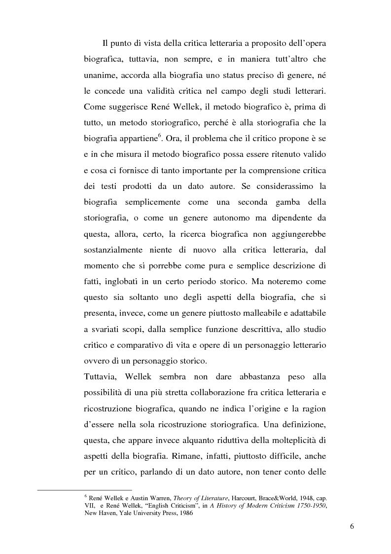 Anteprima della tesi: Portraits of a poet: due biografie di Emily Brontë, Pagina 5