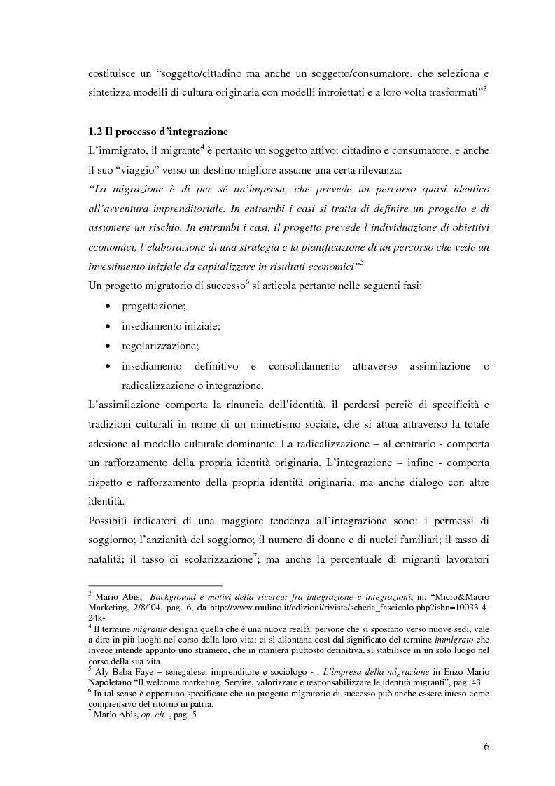 Anteprima della tesi: Il marketing come forma di relazione tra culture diverse, Pagina 3