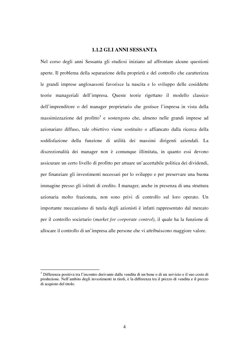 Anteprima della tesi: La Corporate Social Responsibility ed i codici di autodisciplina, Pagina 8
