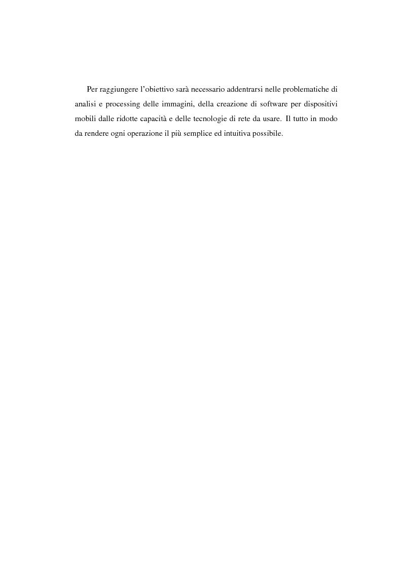 Anteprima della tesi: Applicazione immersive per sistemi mobili basate su visualtag, Pagina 5