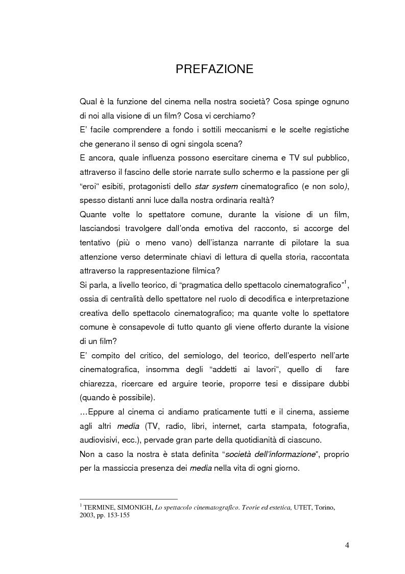 Anteprima della tesi: Il cinema a scuola. Proposte didattiche e riflessioni sull'educazione ai media, Pagina 1
