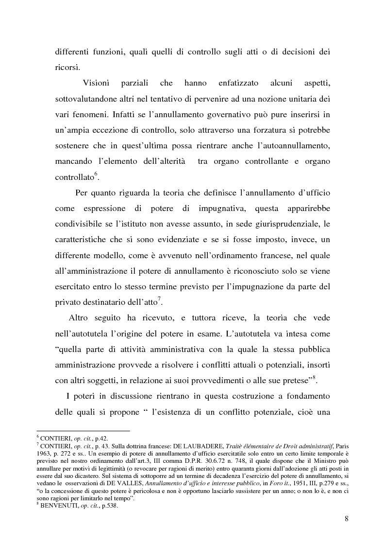 Anteprima della tesi: L'autotutela nel diritto tributario, Pagina 4