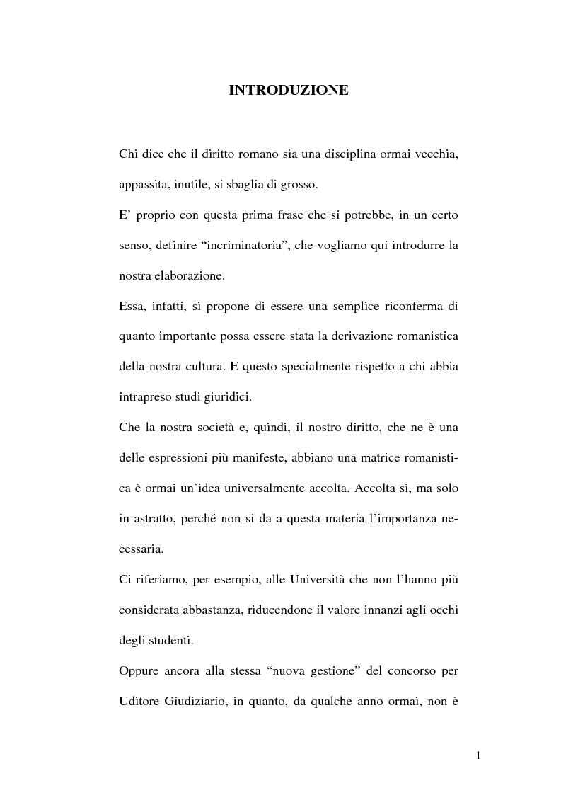 studi sul diritto romano della giurisprudenza dei