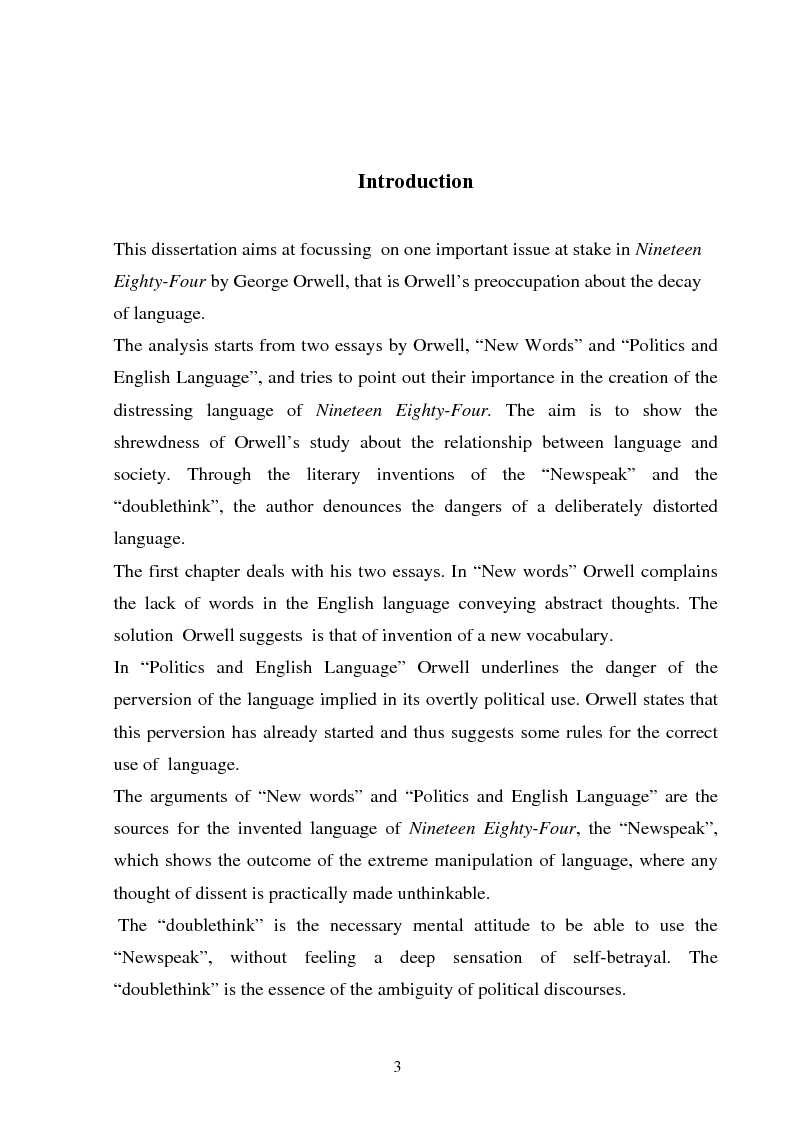 Argumentation Essay Examples George Orwell Essay Politics And The English Language Pdf Example Of A 250 Word Essay also Agricultural Revolution Essays Politics And The English Language Orwell Thesis Essay Cause And Effect Example