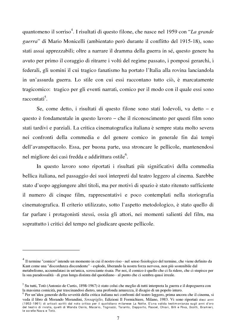 Anteprima della tesi: Tra teatro e cinema: lo spettacolo della guerra, Pagina 4