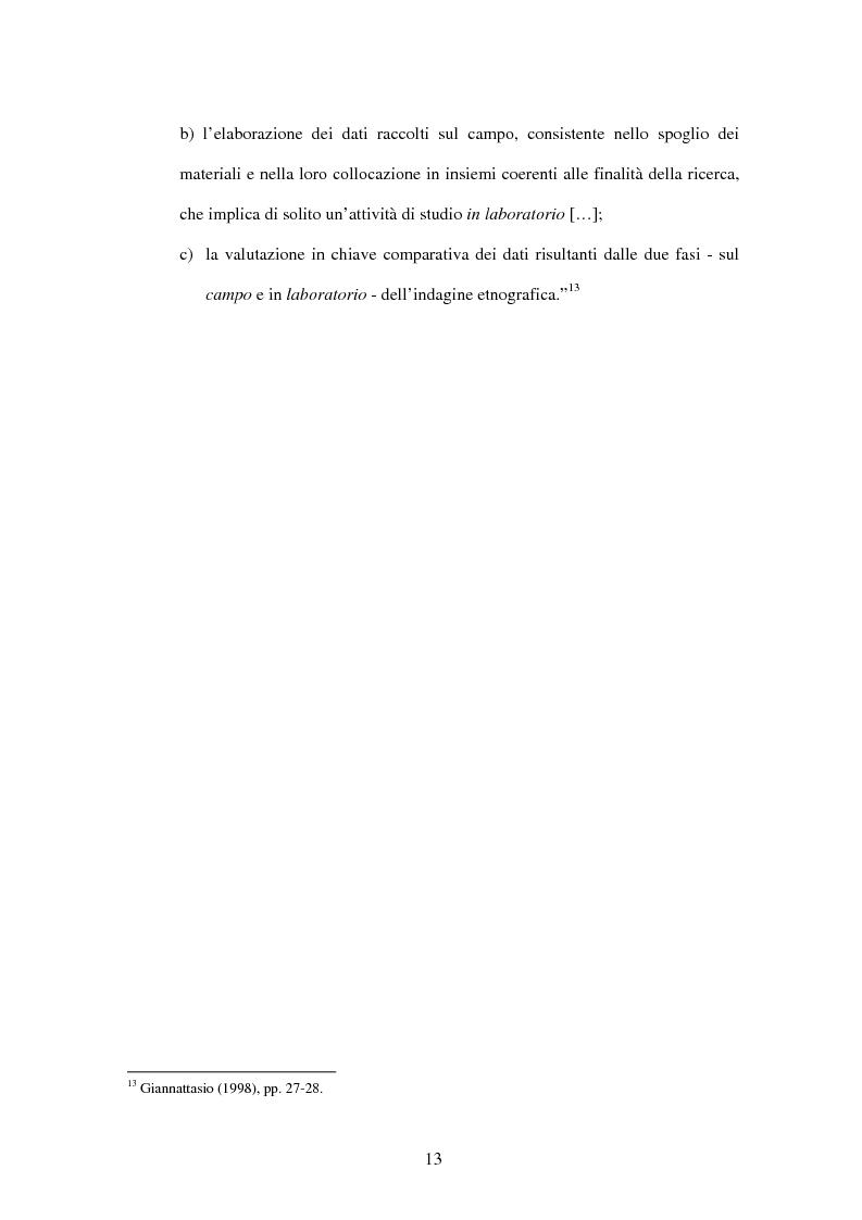 Anteprima della tesi: Trance e possessione nel Mediterraneo, Pagina 9