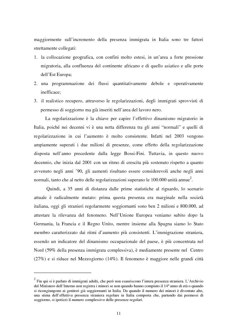 Anteprima della tesi: Migratools: una nuova piattaforma on-line per l'inclusione sociale e lavorativa degli immigrati stranieri. Testatura della sezione orientation e analisi dei risultati., Pagina 7