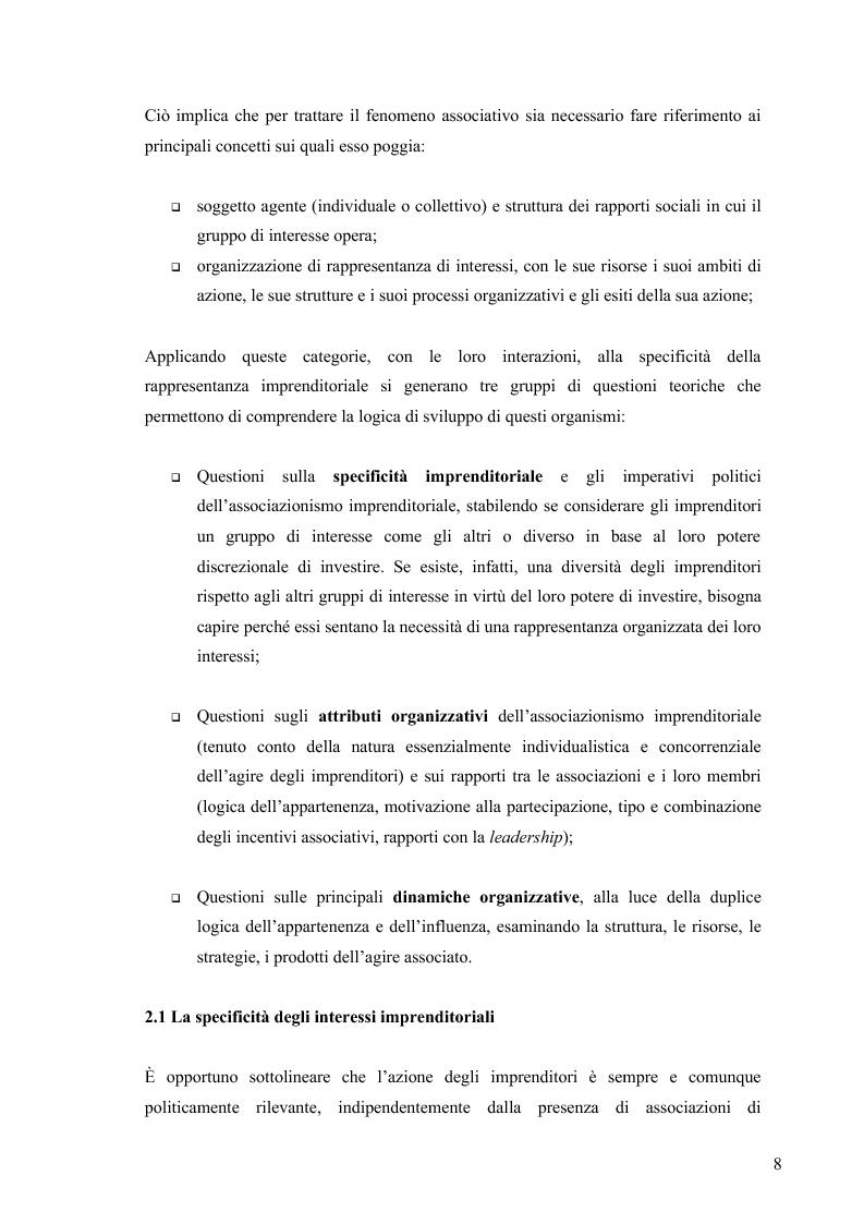 Anteprima della tesi: Creazione di valore attraverso strumenti associativi: Centromarca e il valore del brand, Pagina 5