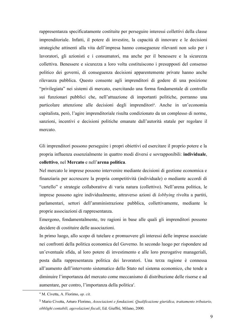 Anteprima della tesi: Creazione di valore attraverso strumenti associativi: Centromarca e il valore del brand, Pagina 6