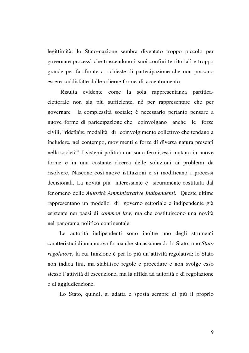 Anteprima della tesi: Tra governance globale ed europea: Gli effetti sullo Stato costituzionale democratico, Pagina 4