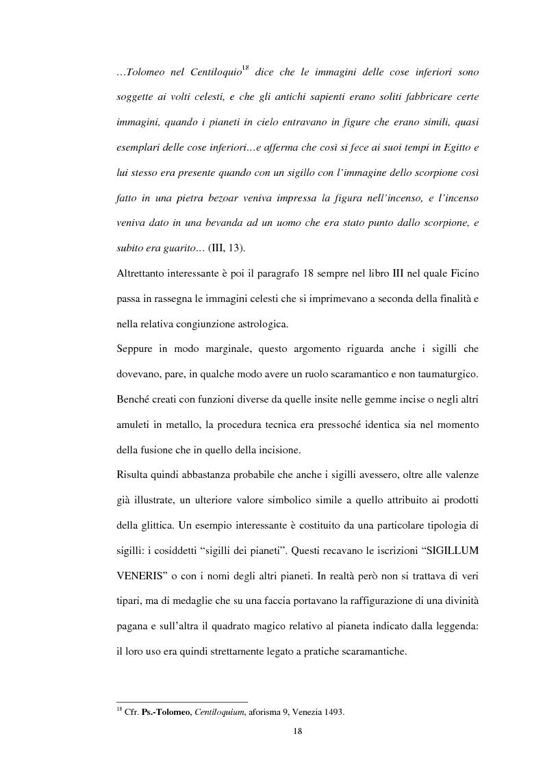 Anteprima della tesi: Sigillografia e sfragistica ligure medievale: indagini e proposte, Pagina 15