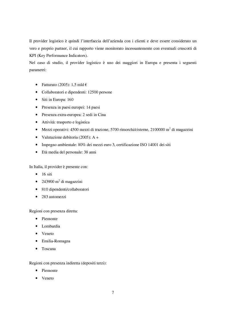 Anteprima della tesi: Introduzione della tecnologia Voice Picking in un Ce.Di. della G.D.O., Pagina 2