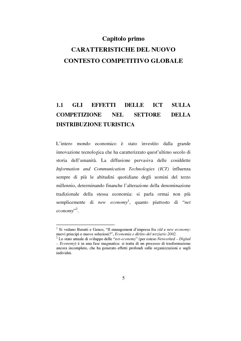Anteprima della tesi: ADV e multicanalità. Un'indagine esplorativa nella città di Napoli, Pagina 5