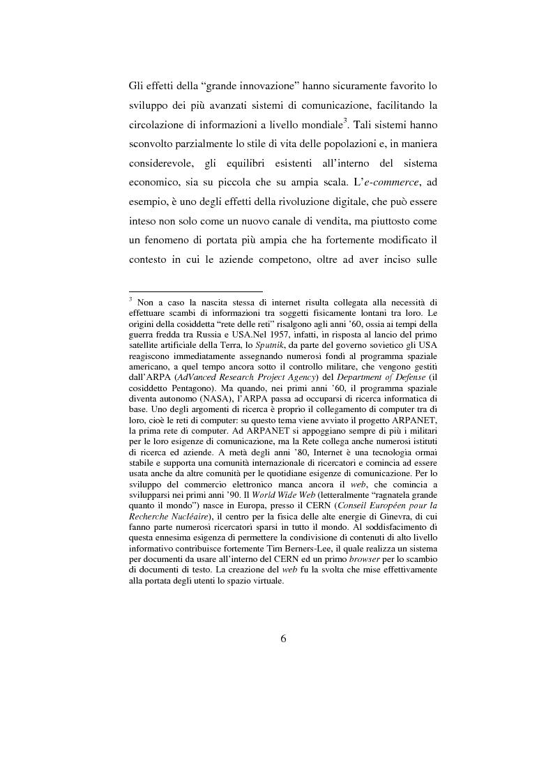 Anteprima della tesi: ADV e multicanalità. Un'indagine esplorativa nella città di Napoli, Pagina 6