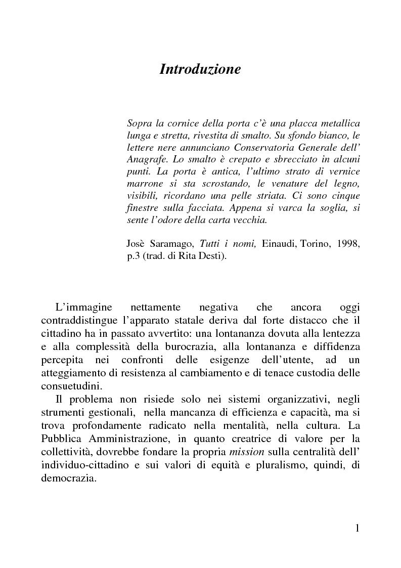 Anteprima della tesi: Benessere organizzativo e progettazione ergonomica: il caso del Comune di Anzio, Pagina 1