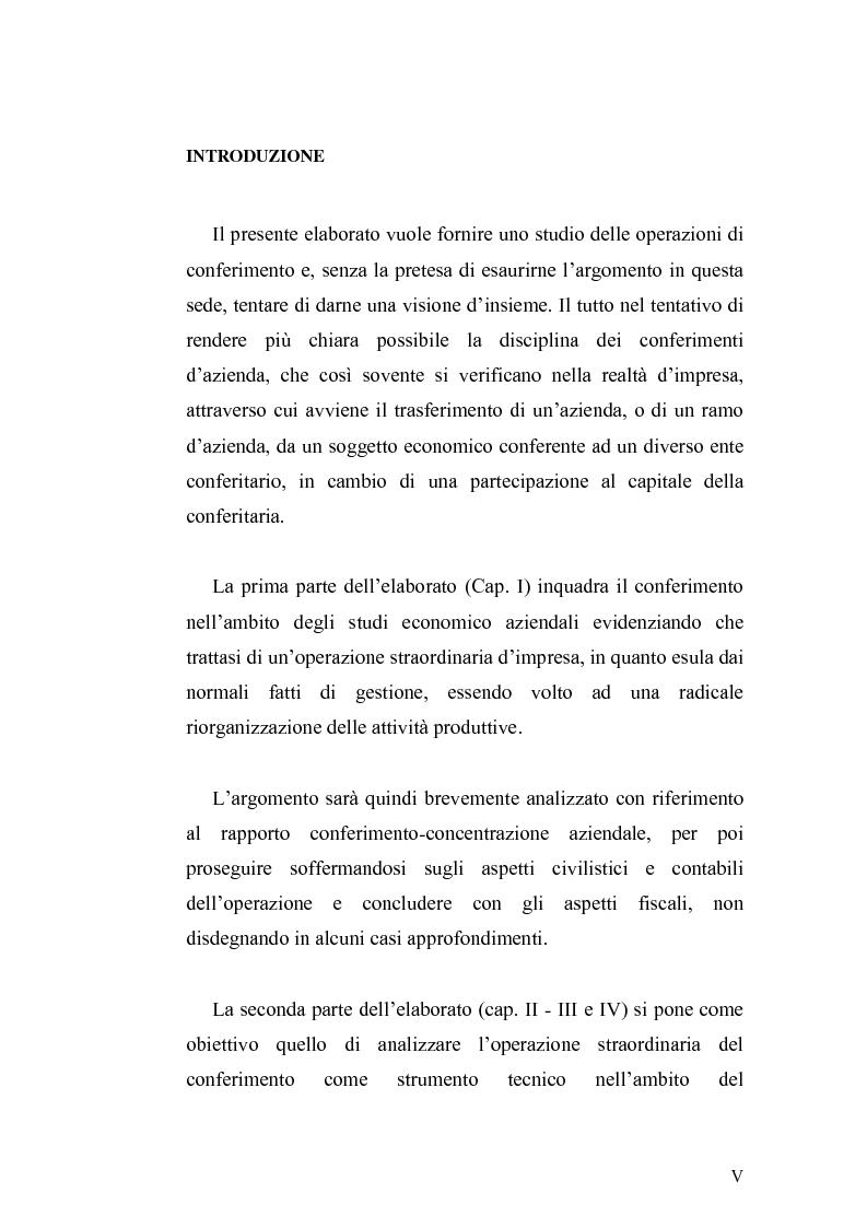 Anteprima della tesi: I conferimenti degli enti locali in attuazione della riforma sui servizi pubblici. La riorganizzazione dei comuni della provincia di Forlì-Cesena, Pagina 1