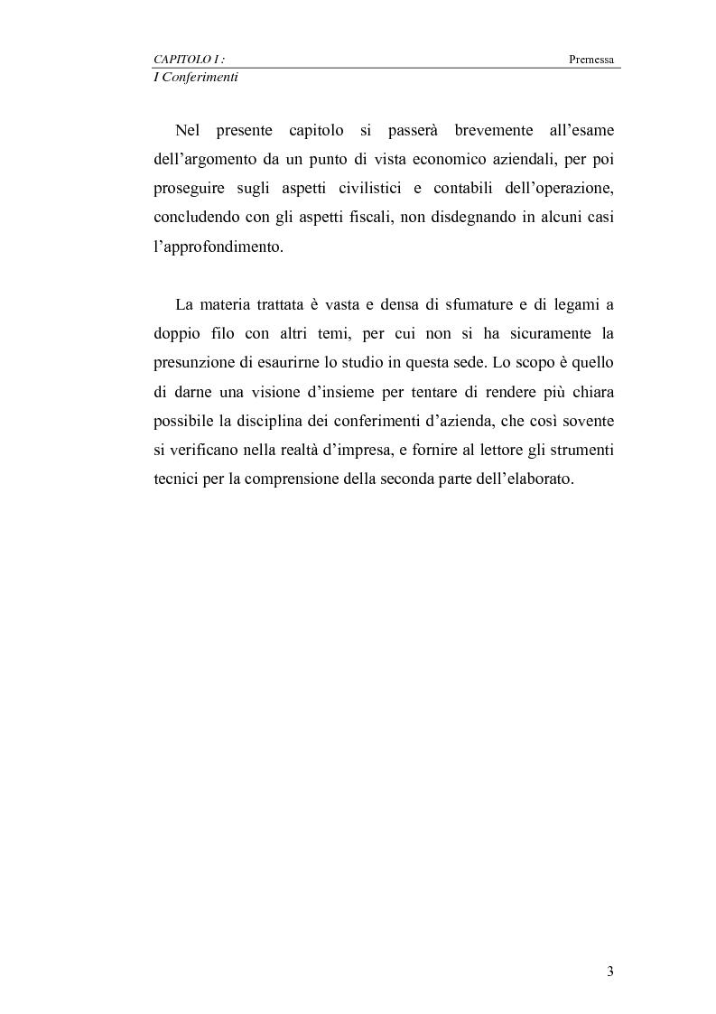 Anteprima della tesi: I conferimenti degli enti locali in attuazione della riforma sui servizi pubblici. La riorganizzazione dei comuni della provincia di Forlì-Cesena, Pagina 7