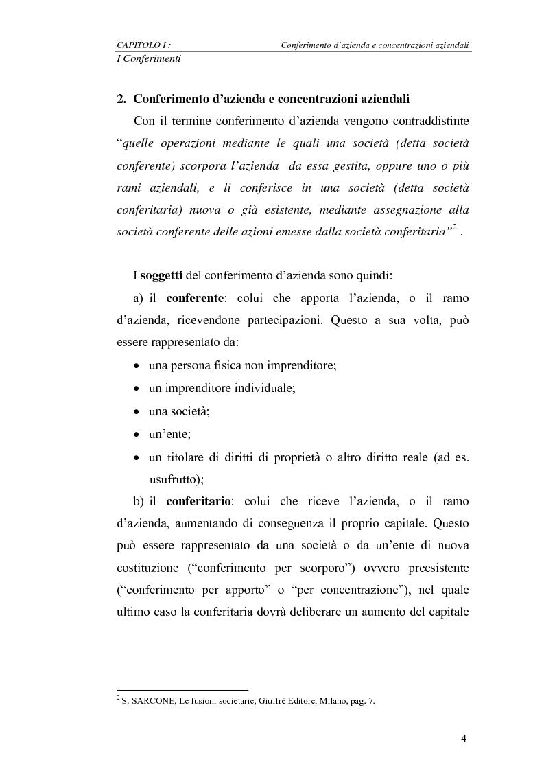 Anteprima della tesi: I conferimenti degli enti locali in attuazione della riforma sui servizi pubblici. La riorganizzazione dei comuni della provincia di Forlì-Cesena, Pagina 8