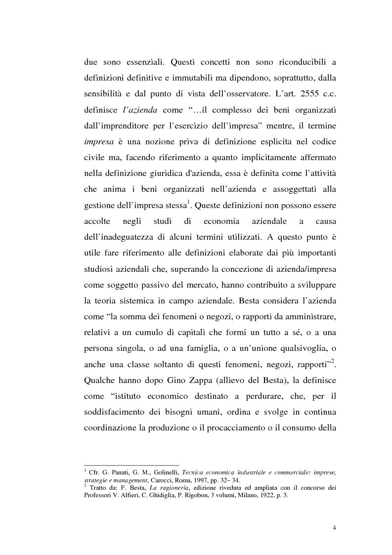 Anteprima della tesi: Il mercato della telefonia fissa in Italia dal monopolio alla competizione. Il caso di Telecom Italia., Pagina 4