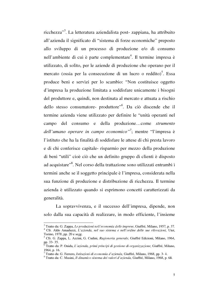 Anteprima della tesi: Il mercato della telefonia fissa in Italia dal monopolio alla competizione. Il caso di Telecom Italia., Pagina 5