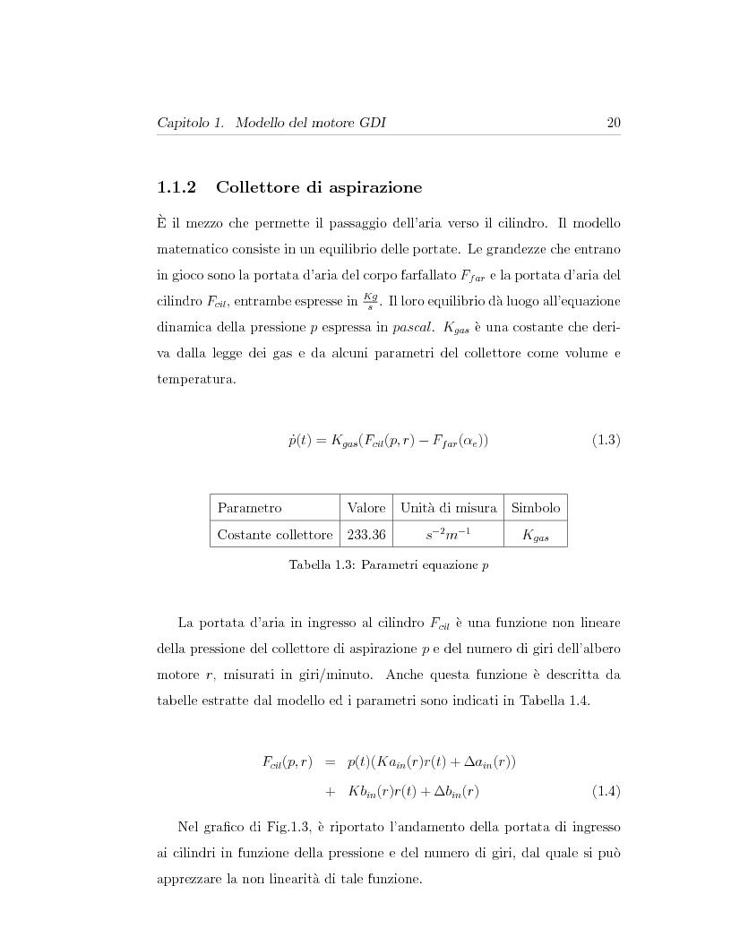 Anteprima della tesi: Minimizzazione dei consumi in motori-benzina ad iniezione diretta: un approccio basato sul controllo predittivo, Pagina 10
