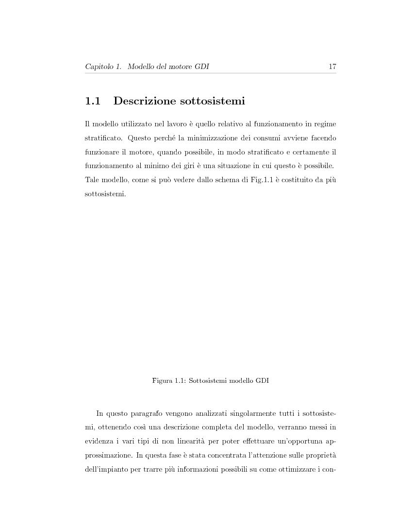 Anteprima della tesi: Minimizzazione dei consumi in motori-benzina ad iniezione diretta: un approccio basato sul controllo predittivo, Pagina 7
