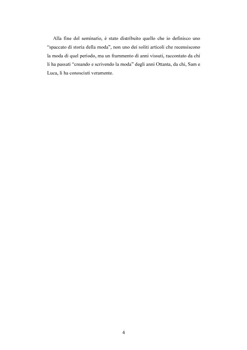 Anteprima della tesi: Maglia e sistema moda. L'esperienza di Miss Deanna Ferretti Veroni, Pagina 4