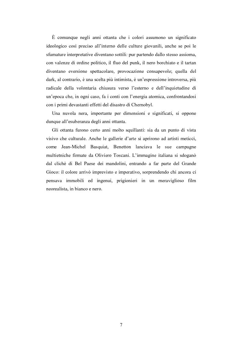 Anteprima della tesi: Maglia e sistema moda. L'esperienza di Miss Deanna Ferretti Veroni, Pagina 7