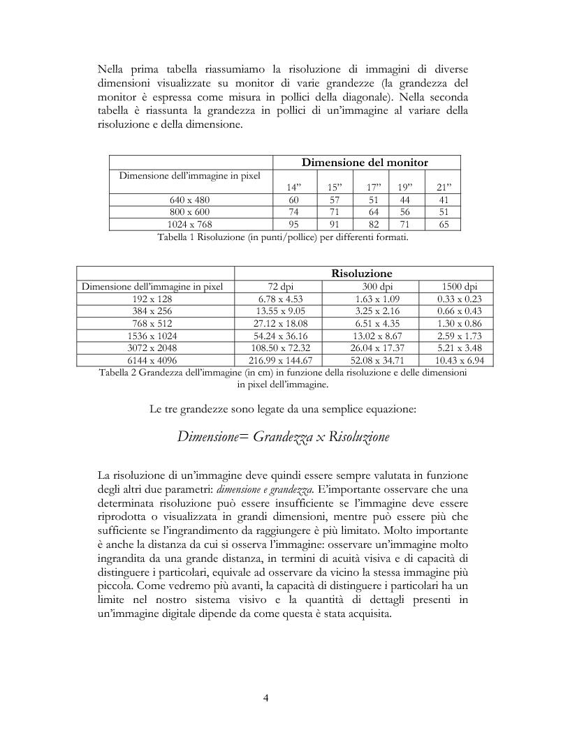 Anteprima della tesi: Elementi e Composizione di un Cd Interattivo, Pagina 4