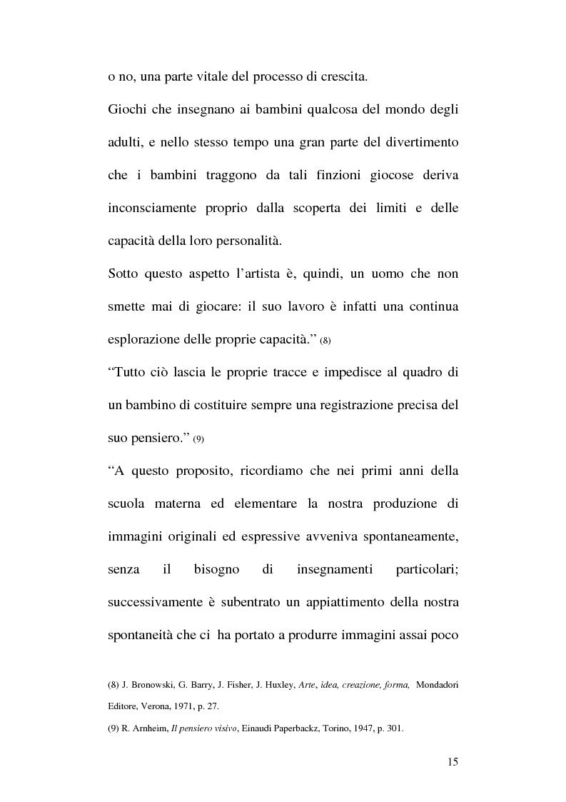 Anteprima della tesi: Arte e Pubblicità: evoluzione, utilizzo e sfruttamento dell'arte nella comunicazione pubblicitaria, Pagina 12