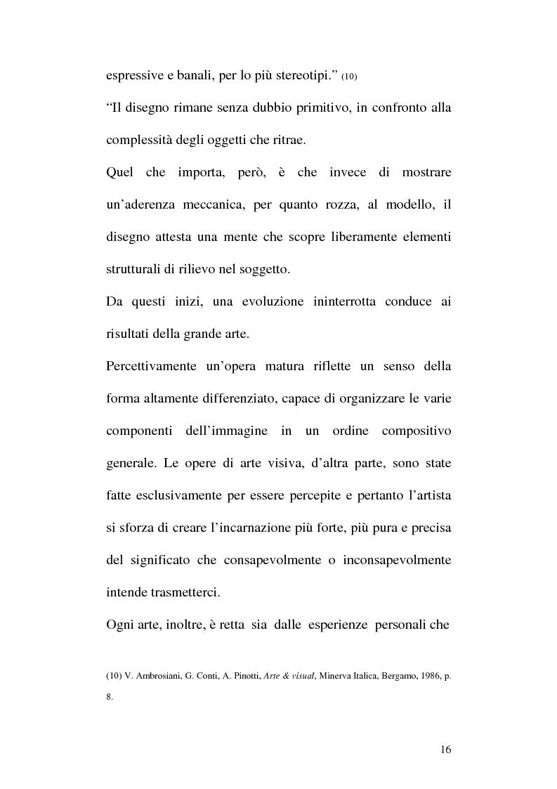 Anteprima della tesi: Arte e Pubblicità: evoluzione, utilizzo e sfruttamento dell'arte nella comunicazione pubblicitaria, Pagina 13