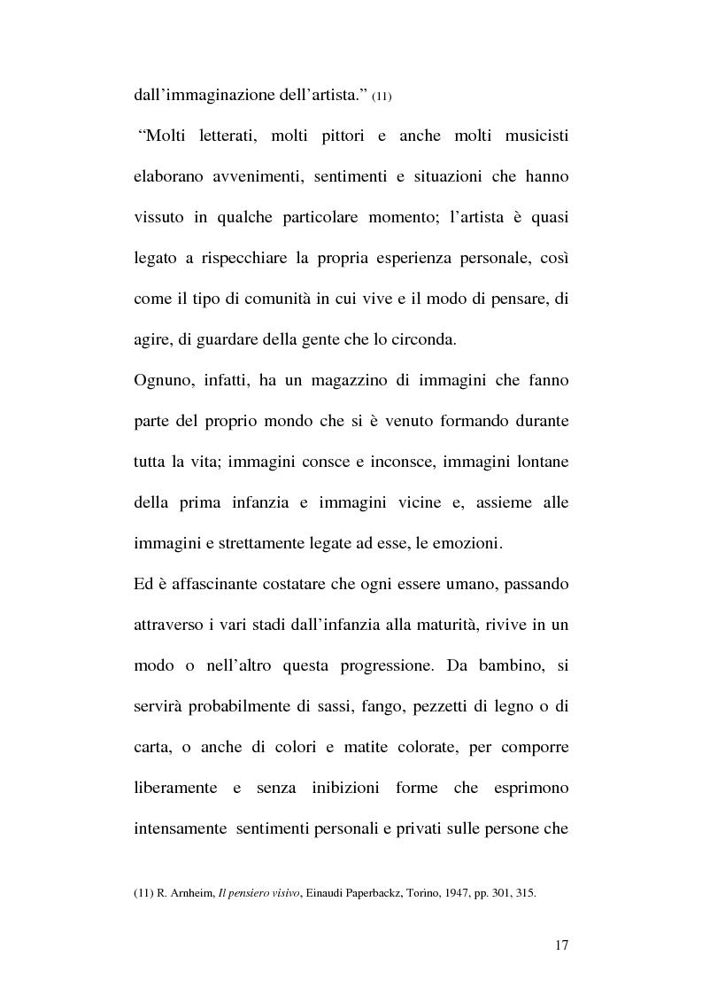Anteprima della tesi: Arte e Pubblicità: evoluzione, utilizzo e sfruttamento dell'arte nella comunicazione pubblicitaria, Pagina 14