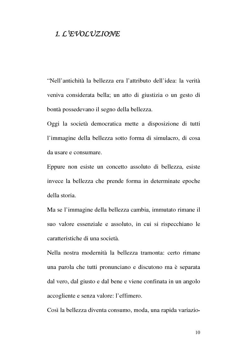 Anteprima della tesi: Arte e Pubblicità: evoluzione, utilizzo e sfruttamento dell'arte nella comunicazione pubblicitaria, Pagina 7