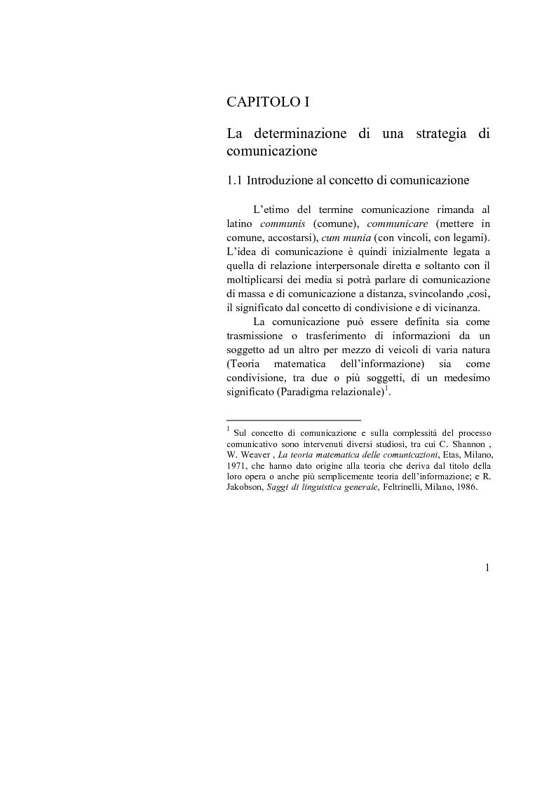 Anteprima della tesi: L'evoluzione delle strategie di comunicazione: dall'advertising al marketing non convenzionale. Case history: Come Red Bull ti mette le ali, Pagina 4