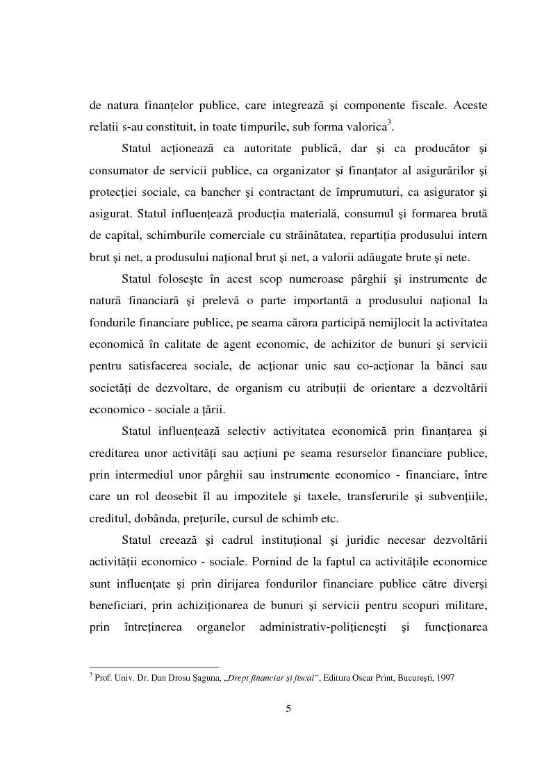 Anteprima della tesi: Datoria publica, Pagina 3