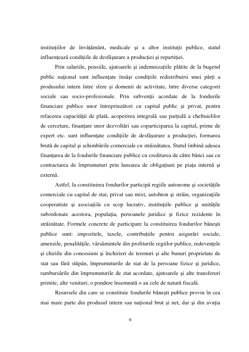 Anteprima della tesi: Datoria publica, Pagina 4