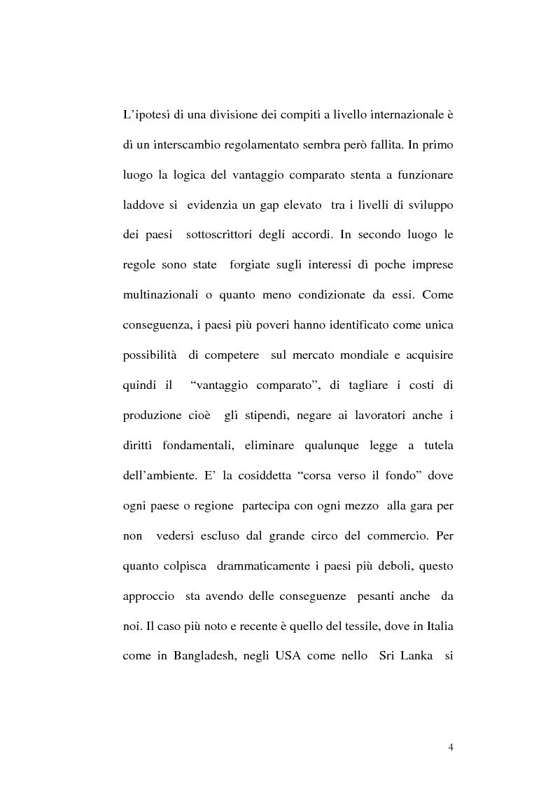 Anteprima della tesi: Tracciabilità: Uno strumento per gestire la concorrenza sul mercato internazionale, Pagina 2