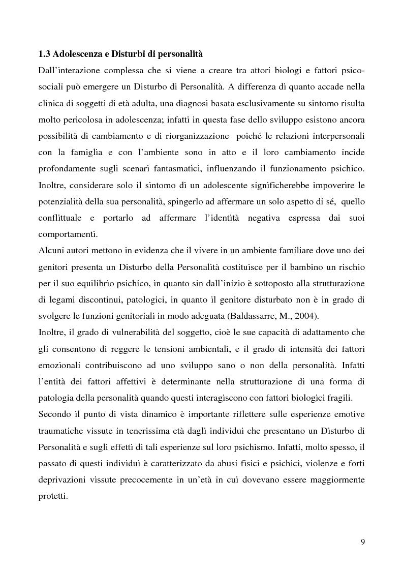 Anteprima della tesi: Cause e prevenzione della devianza giovanile, Pagina 7