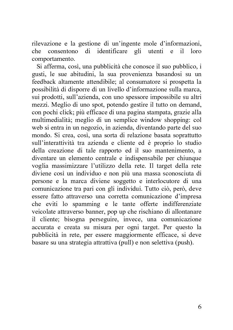 Anteprima della tesi: Advergame: quando la pubblicità diventa un gioco, Pagina 2