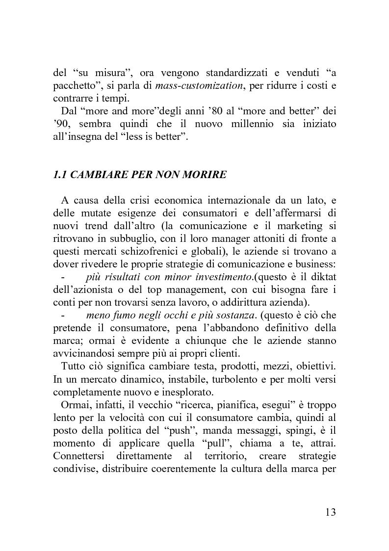 Anteprima della tesi: Advergame: quando la pubblicità diventa un gioco, Pagina 9